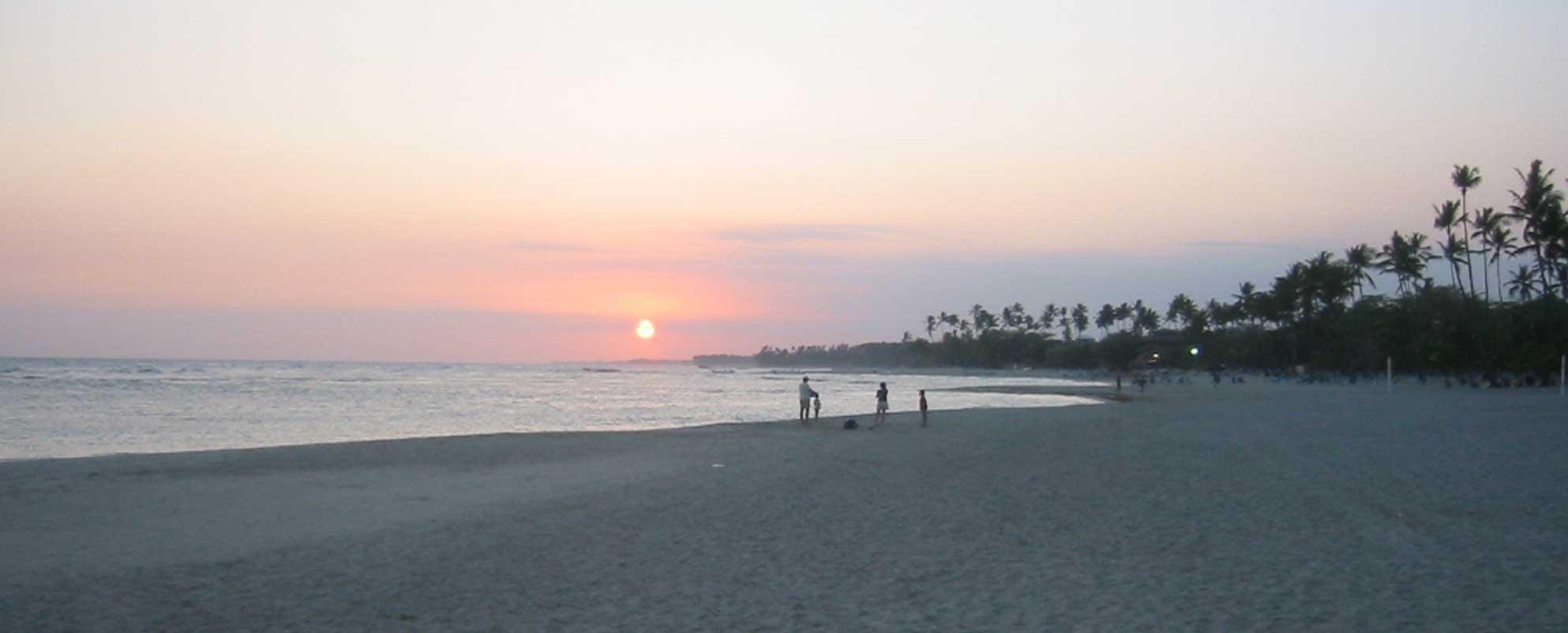 Juan-dolio-sunset